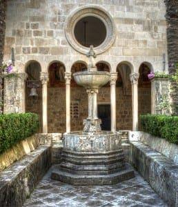 Franciscan Monastery Cloister
