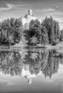 The Castle's Reflection