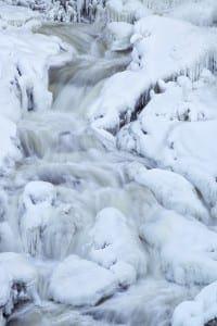 Inglis Falls Detail