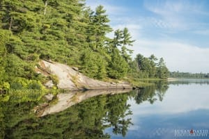 Canadian Shield Reflections