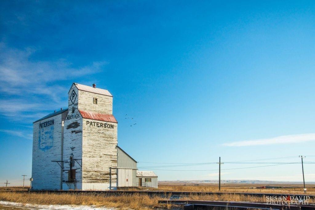 Patterson Grain Elevator