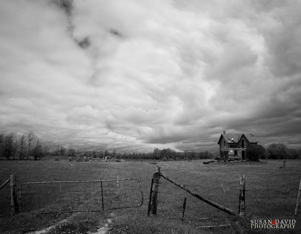 Haunted Farmhouse