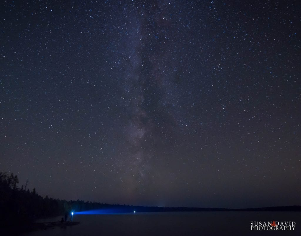 Milky Way on Cyprus Lake