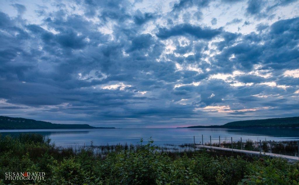 Hope Bay Sunrise