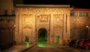 Land Gate