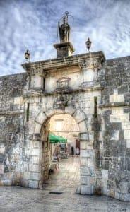Trogir Land Gate
