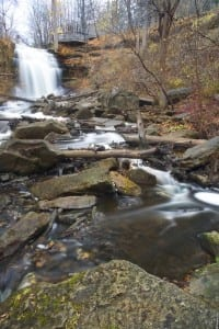 Smokey Hollow Falls