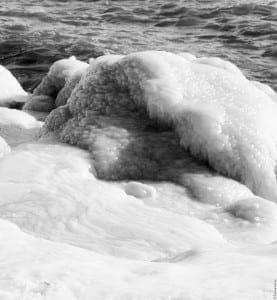 Slippery Wet Ice