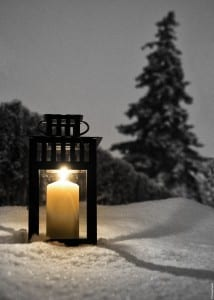 A Snowy Winter's Night
