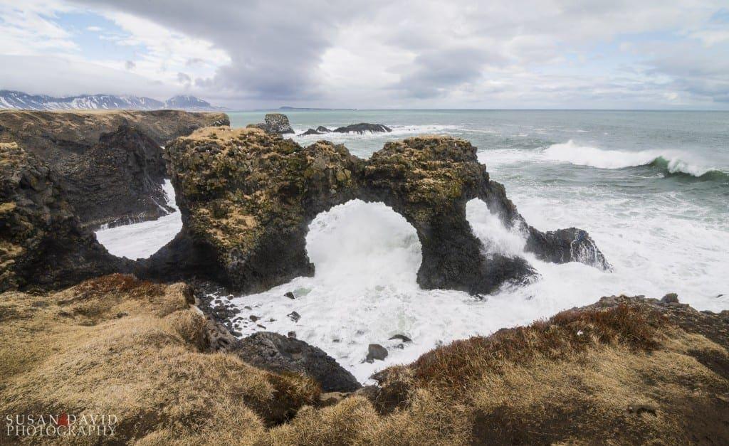 Arnastapi Arch