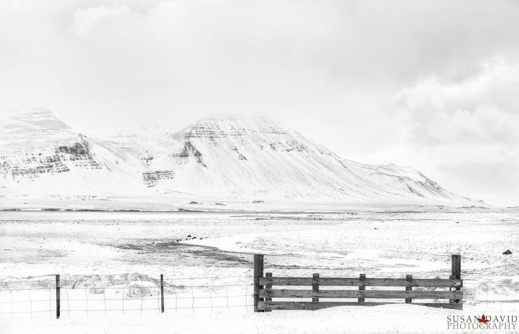 Borgarfjörður Mountains