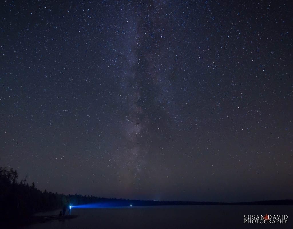 Milky Way on Cyprus Lake