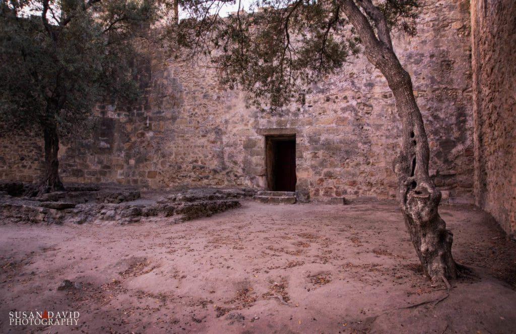 A Small Doorway