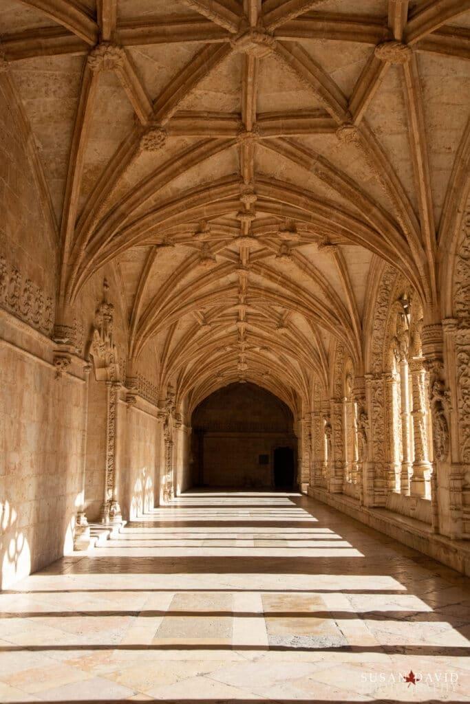 Monastery Halls