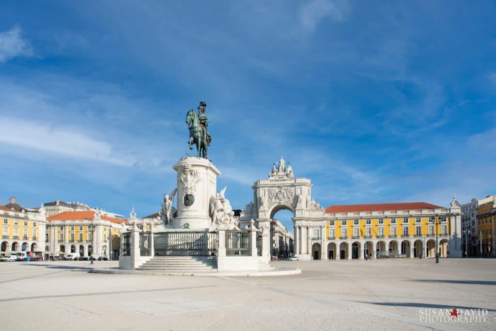 Terreiro do Paço (Palace Square)-Edit