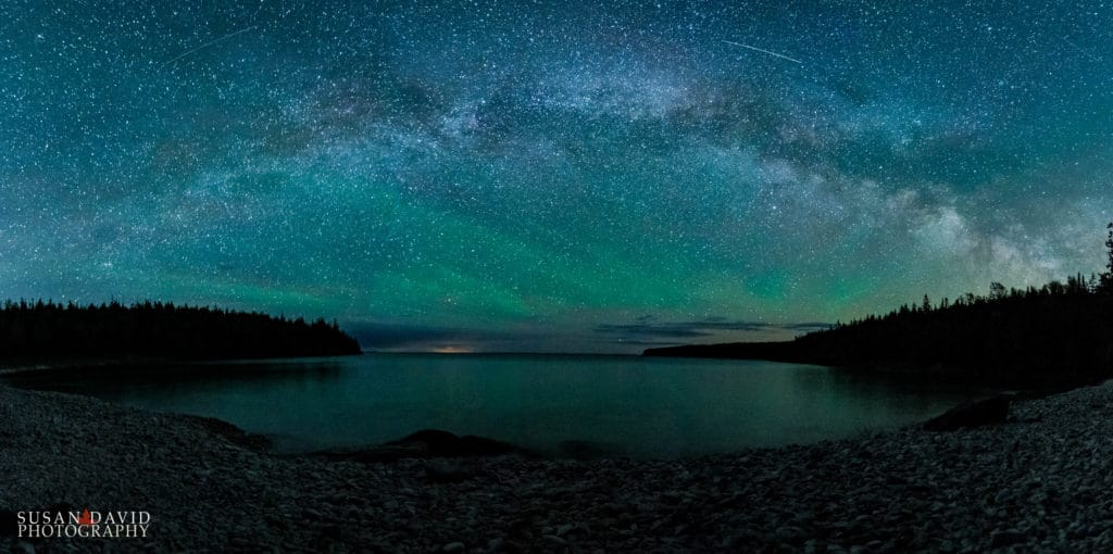 Milky Way at Dave's Bay
