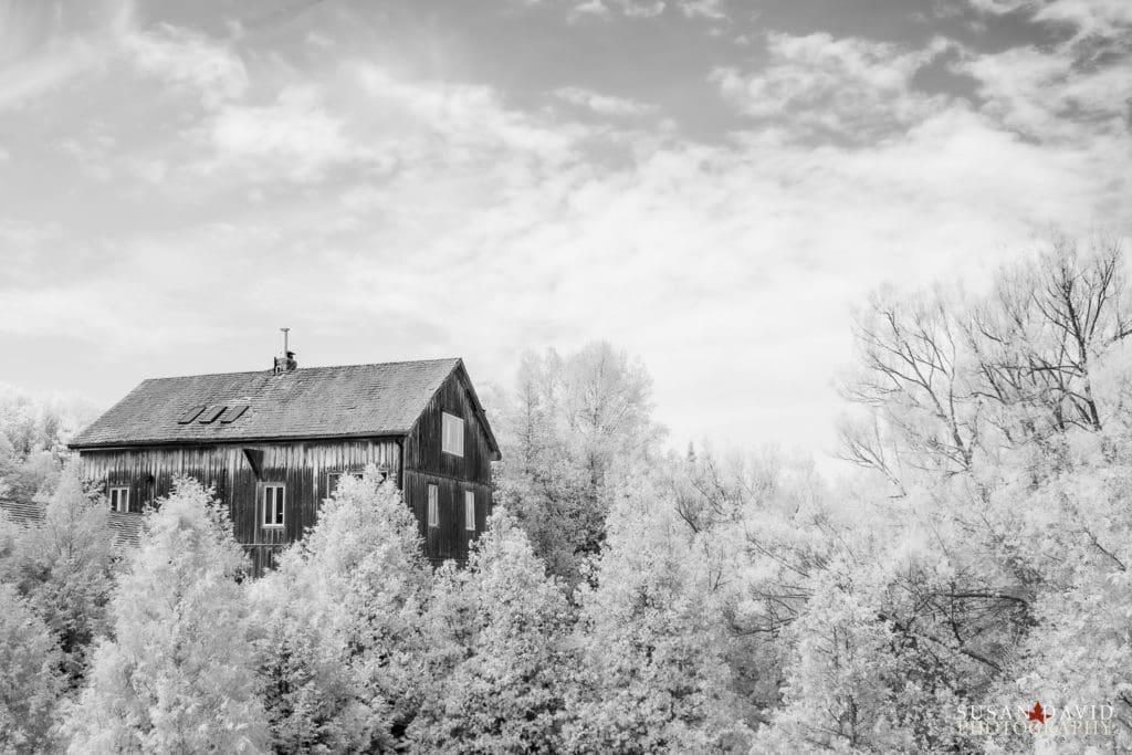 Traverston Mill