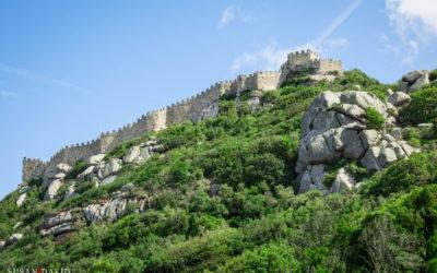 The Summer Home of Sintra: Moorish Castle