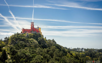 The Summer Homes of Sintra: Pena Palace