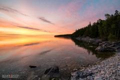 Dave's Bay Sunrise